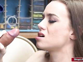 Tali Dova Caught Stealing In Merchandise And Fucked By Lps Huge Cock