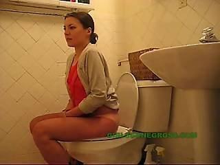 Pooping turds farting peeing
