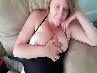 Milf Doing What She Loves Best Sucking Cock And Getting Fucked