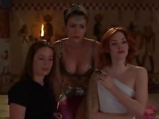 Alyssa Milano - Charmed S05e03-23 (2002)