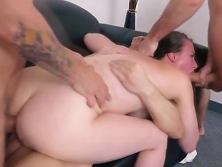 Fuckslut Casting (rough Sex Pmv)
