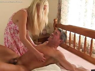 British Mistress Tickles Poor Male Victim