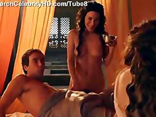 Jaime Murray Nude