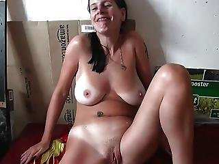 Gorgeous Submissive German Slave Fucked And Cum On Pussy 3