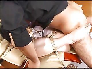 素人, ボンデージ, 浣腸, 日本人, セックス