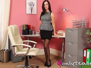 Onlytease - Emma Glover Secretary