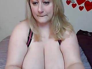 Bbw Show Her Huge Tits And More