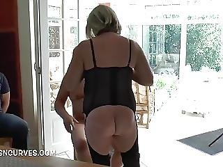 Watching His Wife Fucked By A Stranger