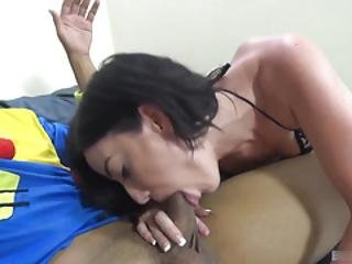 Jennifer White Loves Getting Her Pussy Filled, And Dressing The Part Is A