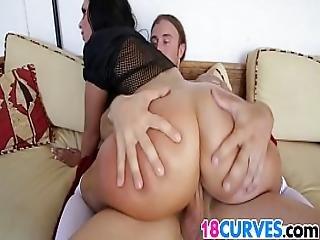 Ava Alvares Has A Beautiful Booty