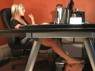 Britney Sock Worship
