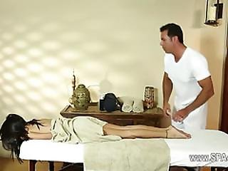 Secret Movie From Very Tricky Massage Bedroom