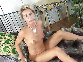 Hot Milf With Small Boobs