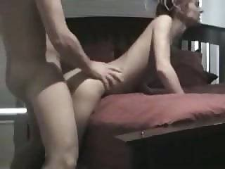 Raunchy Amateur Whore Loves Getting Her Tight Moist Pussy Pulverized From Behind
