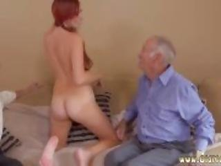 First time fuck a old man and italian