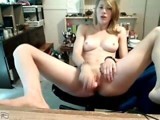 Amateur  Horny Teenie Moaning Loudly Intense Squirting Orgasm With Her Toys