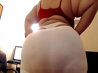Booty Goddess Tiny Thong Fetish