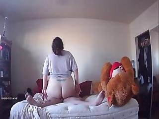 Bbw Sister Inlaw Rides My Dick Wife Watching