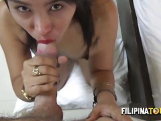 Amateur Filipina Teen With Small Tits Bj In Pov With Shaved Pussy Picked Up In Tuktuk