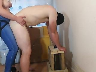 Amatööri iso penis