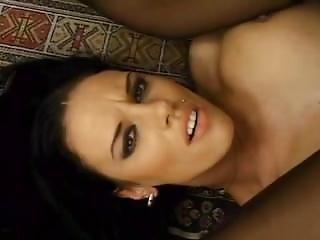 Tall Long Legged Babe In Lingerie Having Anal Sex