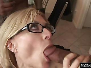 Nina Hartley Looks So Sexy When She Wears Her Stockings And Garter Belt