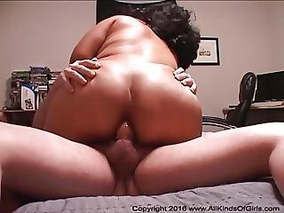 Mature Big Tit Mexican Bbw Anal Milf