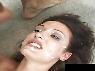 These Nymphs Love Licking Up Cum More Than Anything