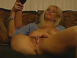 Blonde Step Mom Gets Asshole Stuffed With Big Cock