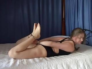 bondage, w kajdankach, fetysz
