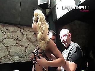 Lara Tinelli Galaxy Girl