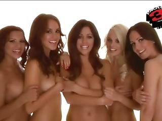 Rosie Jones, Lacey Banghard, Holly Peers, Rhian Sugden And Amii - Page3