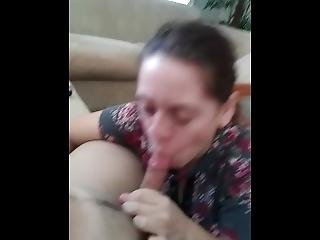 Sloppy And Sexy Blowjob