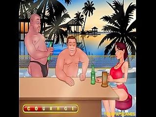 Creep Drugs Babe At Bdsm Resort
