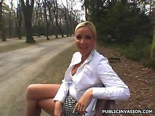 Public Invasion 081. Sex At The Park Pi 3361