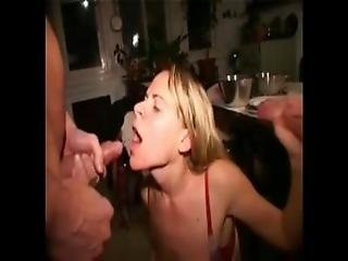 Compilation Of Women Swallowing Piss