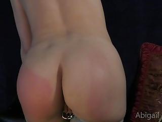 Spank Spank Spank With Abigail Dupree