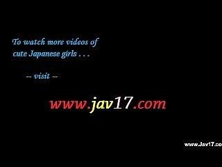 Busty Japanese Esl Student- Jav17