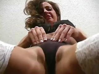 Abigail Mac Demands That You Cum On Her Panties!!