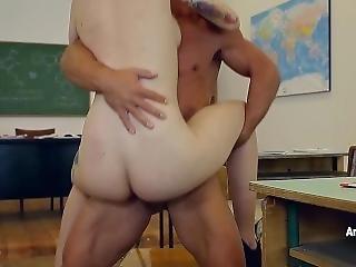 Schoolgirl Arteya Seduces Chemistry Teacher And Makes Him To Fuck Her
