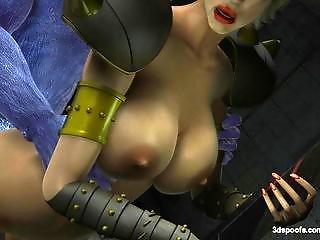 komiksy porno anal