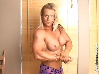 Jody Wald First Topless Video Shoot