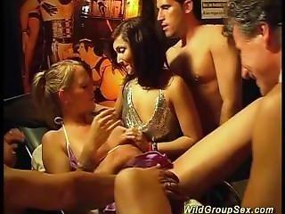 German Swinger Party Orgy