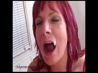 Casting Cumshot Facials Hot Desperate Amateurs Need Money Lesbian Blowjob Nikki