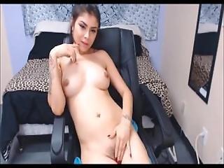 18 éves, amatõr, barna, szõrös, maszturbáció, webcam