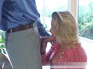 Test For Big Tits Maid Milf