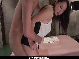 Anna Mihashi Deals Cock Up The Pussy In Hot Romance   More At Pissjp