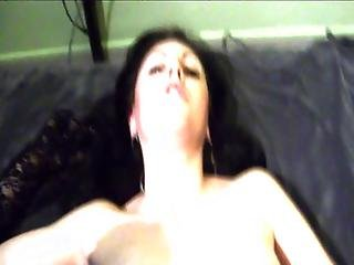 Se Corren Dentro De La Vagina De Esta Espanola Silviastar