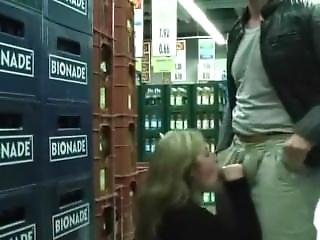 Fucking In A Store
