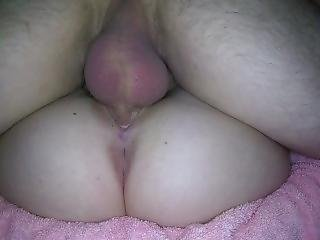 Massive Amateur Creampie - Throbbing, Pulsing - Short Video